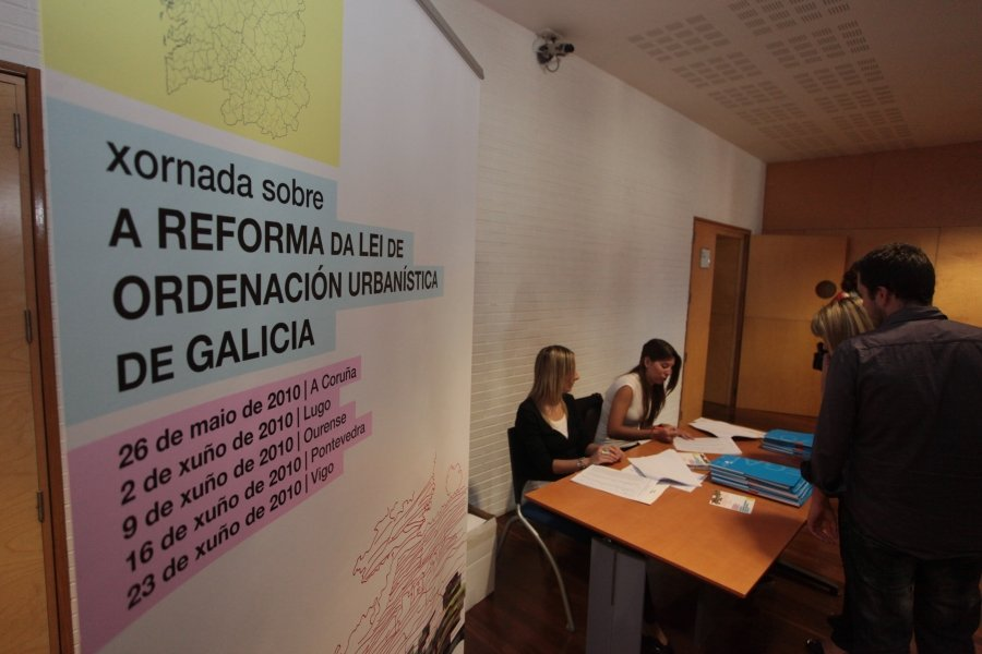 Inauguración - Vigo